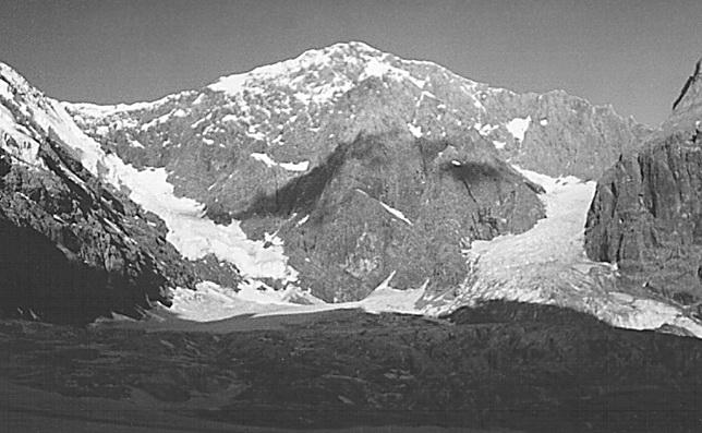 Фанские горы - гора Большая Ганза