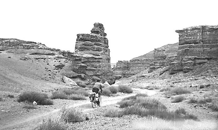Казахстан, каньон Чарына.