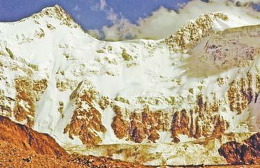 Алтай. Гора Белуха