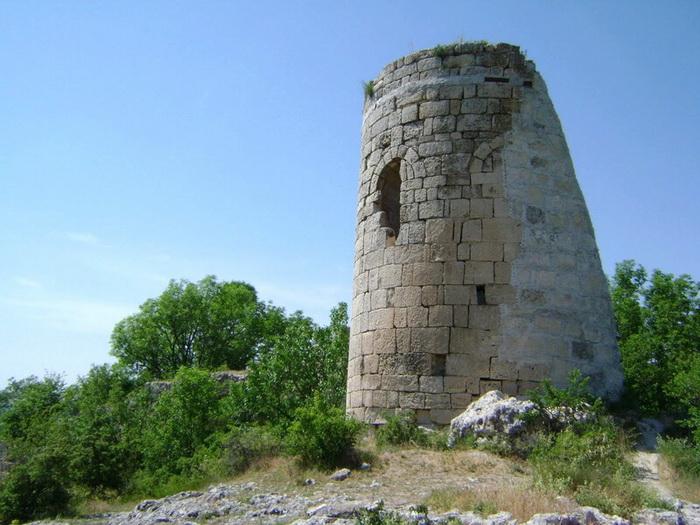 Cюйреньская крепость, Крым, фото