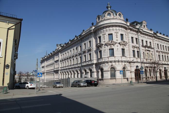 Улицы Казани. Казань фото от СВ-Астур