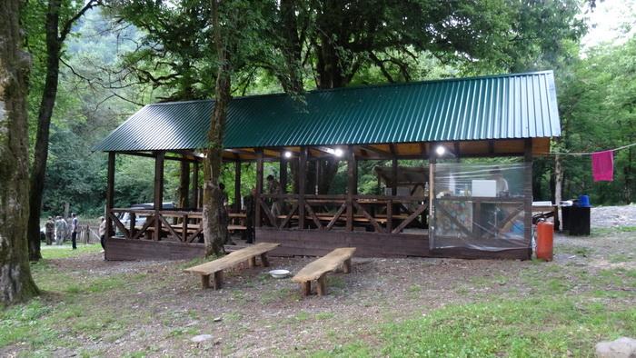 Приют Бабук-аул фото от СВ-Астур