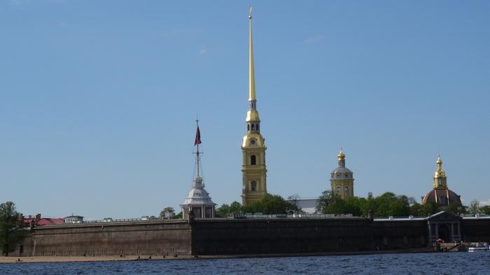 Петропавловская Крепость С.Петербург