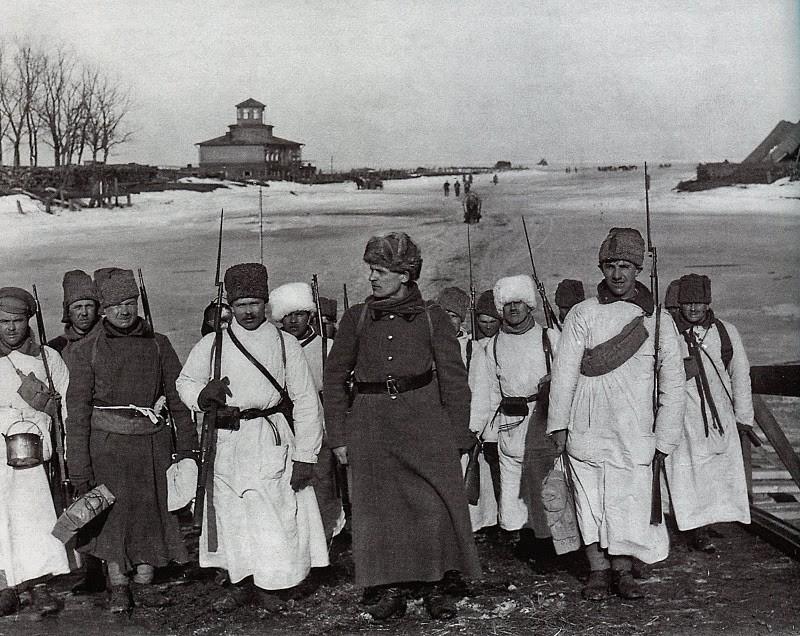 Кронштадтский Мятеж (восстание)