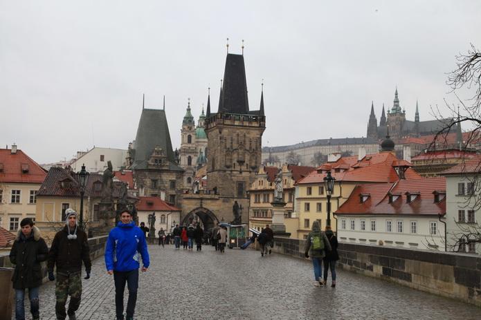 Чехия. Виды Чехии, фото от СВ-Астур, архитектурные памятники Чехии