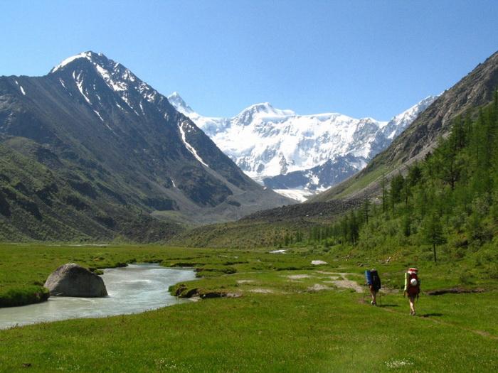 Гора Белуха - Алтай