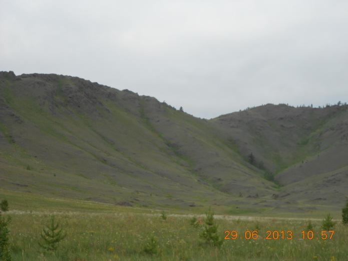 Хребет Нурали Южный Урал - фото от СВ-Астур