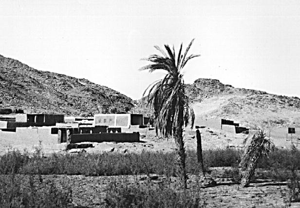 Судан. Село Акаша