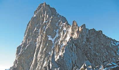 Цей. Чанчахи. Вид с перевала Цей-Тбилиза