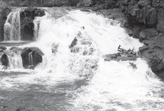 Категорийные походы и водные сплавы