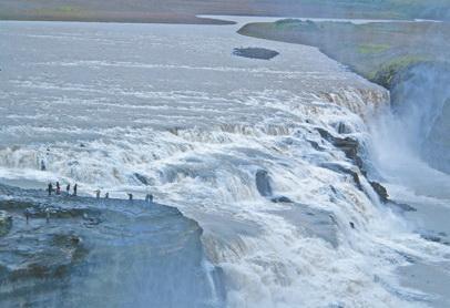 Исландия. Водопад Гудльфосс – визитная карточка Исландии