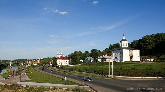 Интересные места Смоленска