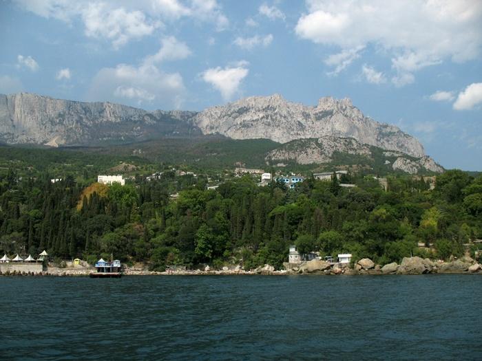 Гора Ай-Петри - Крым