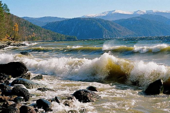 Телецкое озеро - Алтай
