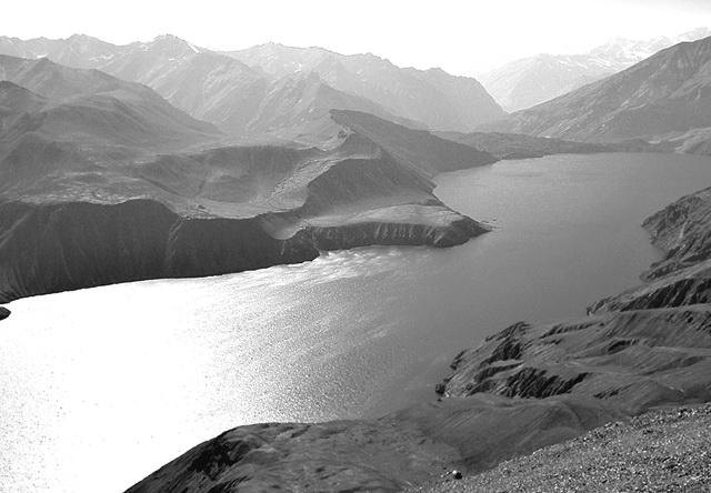 Сарезское озеро - экспедиция на Сарезское озеро