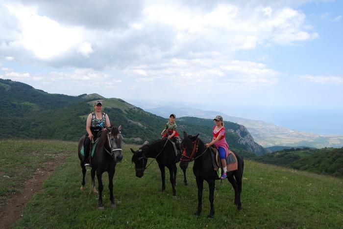 Конные походы в Крыму