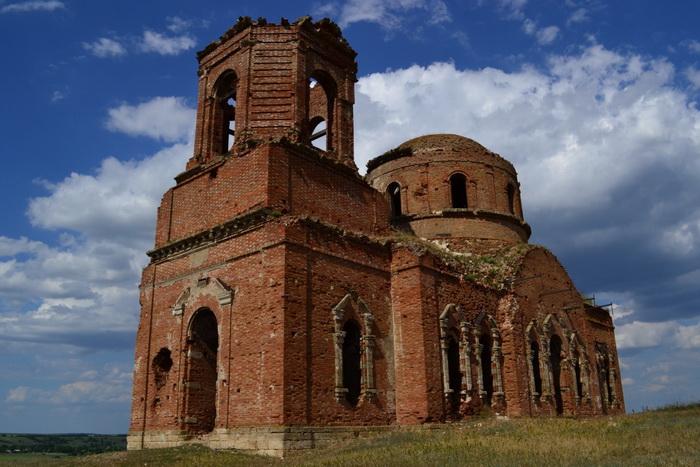 Церковь в селе Несветай