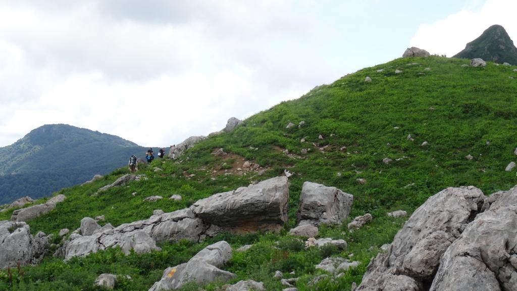 Пеший поход 30-ка, знаменитый маршрут 30 от СВ-Астур