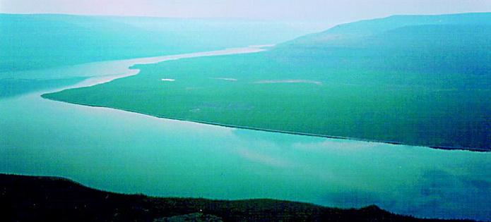 Таймыр, плато Путорана