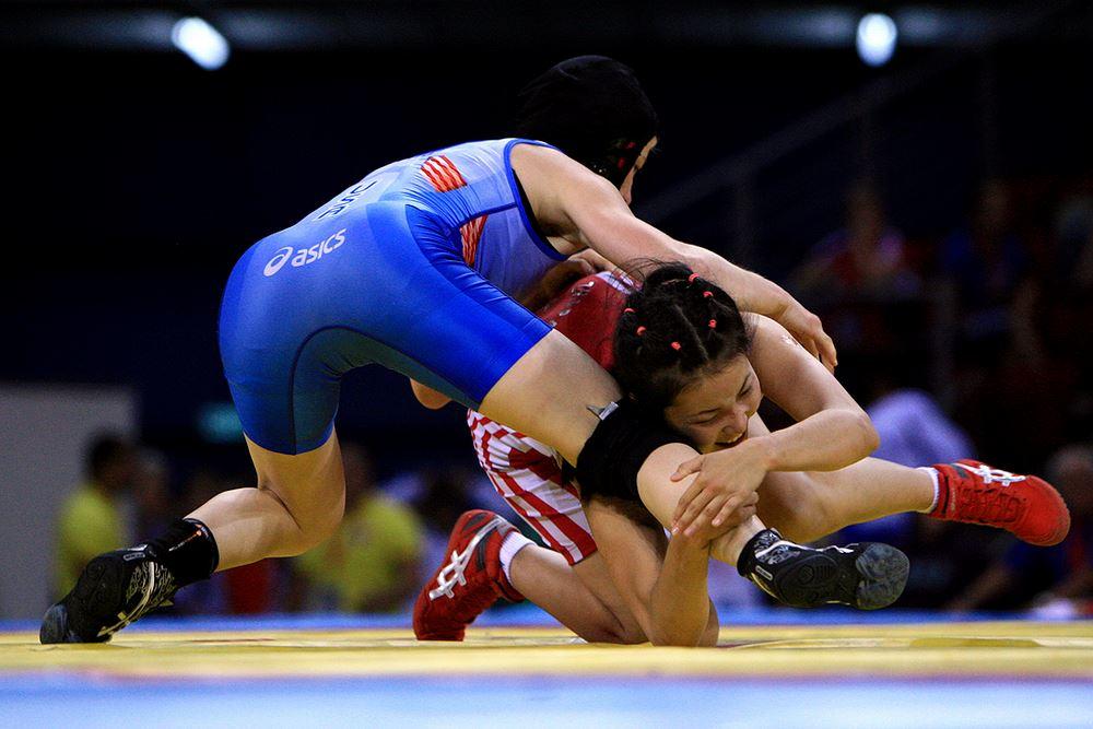 Спортивная вольная борьба и спортивная женская борьба - Центр спортивной подготовки Республики Татарстан