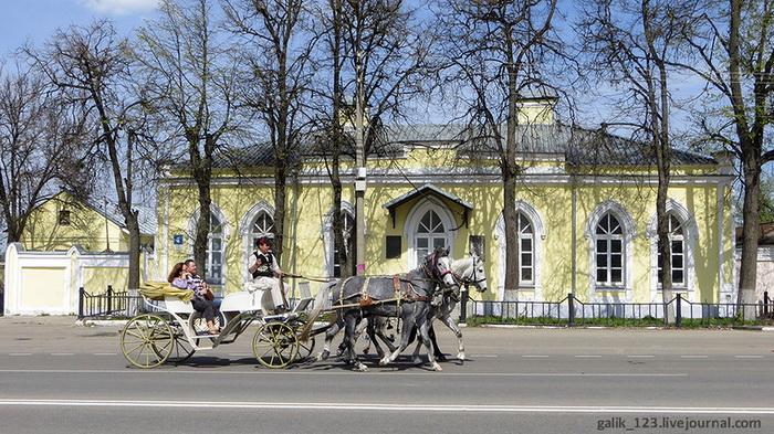Старая Варшавка, старое Варшавское шоссе