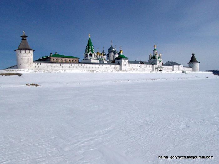 Макарьев: достопримечательности города