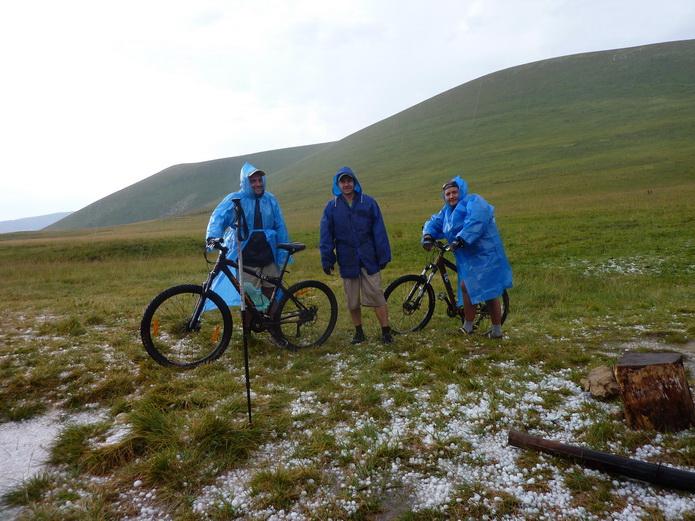 Велопоход на Кавказ фото от СВ-Астур, туристы в велопоходе по Кавказу