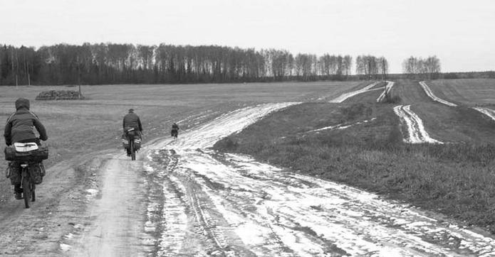 Велопоход фото