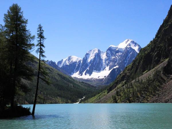 Шавлинские озера - Алтай