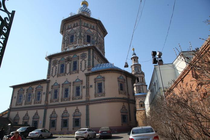 Казань фото от СВ-Астур