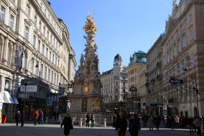 Вена. Красивые места Вены - фото от СВ-Астур