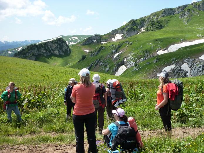 Туристические походы Фото от СВ-Астур, фотографии туристических походов