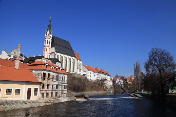 Чехия. Путешествие по Чехии фото от СВ-Астур