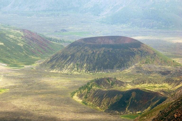Долина вулканов - Саяны