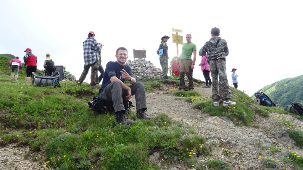 Маршрут 30 от СВ-Астур - Легендарная Тридцатка поход в горы