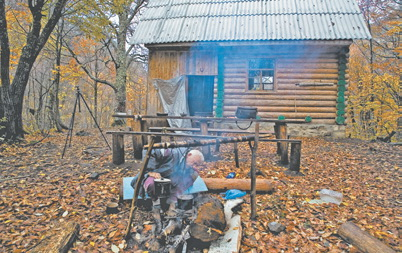 Кавказ. Осень на Кавказе