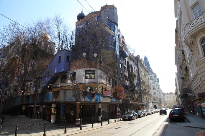 Вена, 70-е годы, архитектура Вены - фото от СВ-Астур