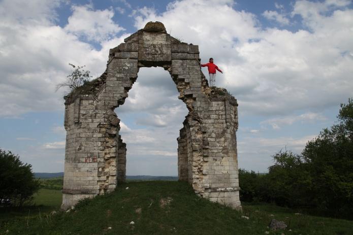 Фото сарая часовня Новосвободная фото от СВ-Астур - станица Новосвободная