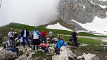 """<b>Фото</b><b>на</b><b><a id=""""bxid_230462"""" href=""""http://svastour.ru/fisht.htm"""">маршруте 30</a></b>30-й Всесоюзный маршрут всегда пользовался большой популярностью. Большая часть советской интеллигенции прошла этим маршрутом, восхищаясь красотой гор и альпийских лугов, чтобы в конце путешествия оказаться в ласковых объятиях Черного моря."""