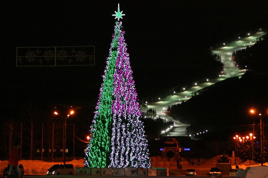 Новогодние праздники в москве из казани