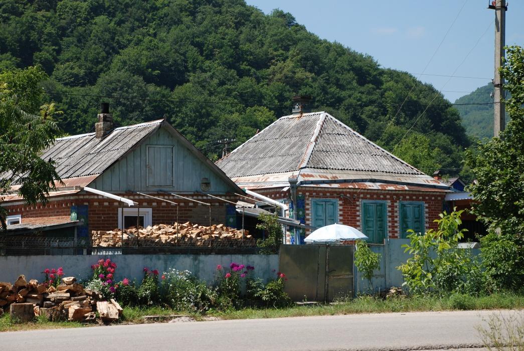 Сельские дома